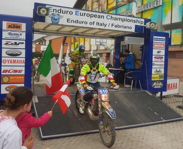 ENDURO EUROPAMEISTERSCHAFT FABRIANO
