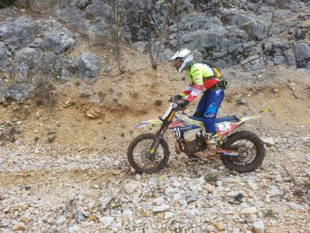 XL ENDURO RACE RASA
