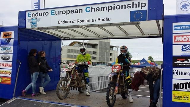 EM 2.Lauf Bacau/Rumänien