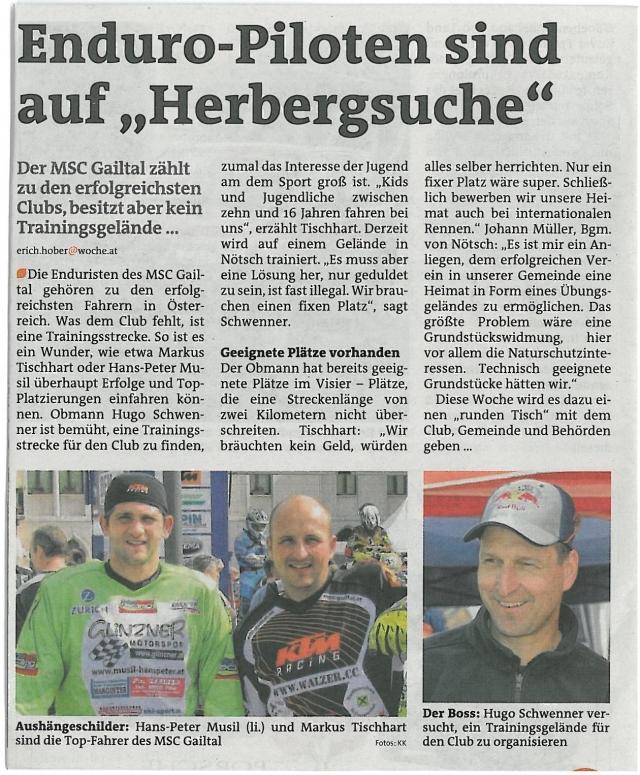 Kärntner Woche 20.06.2012