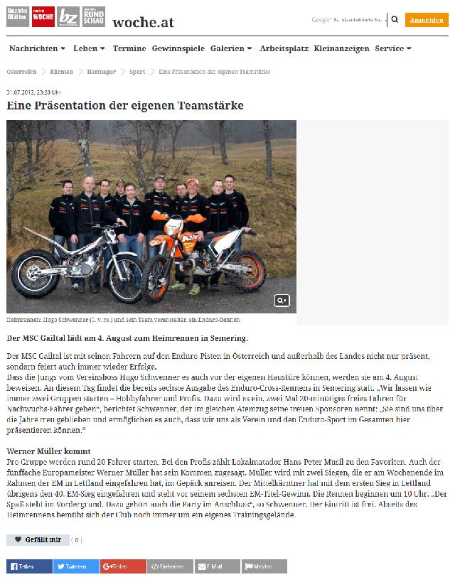 Kärntner Woche 31.07.2012 (2)
